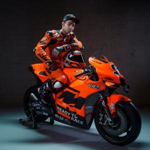 MotoGp: KTM e Petrucci si presentano, il 2021 inizia da qui