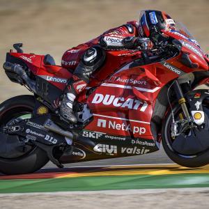 MotoGp: Aragon si inchina a Marquez, Petrucci lontano dai primi, di Roberto Pagnanini