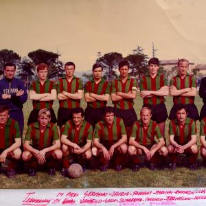 1967-68. Squadra