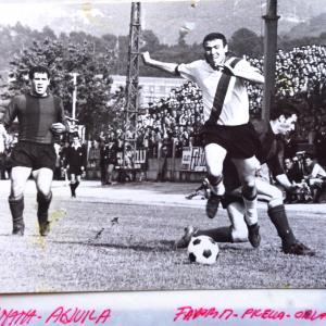 Incontro con un ex-rossoverde: Piero Favoriti