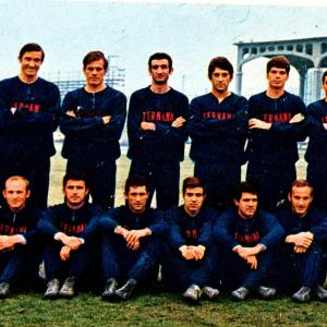 1968-69. Squadra