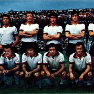 Ternana-Palmeras 0-2  1969