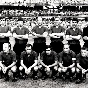 Ternana-Roma (Coppa Italia) 0-0  1969