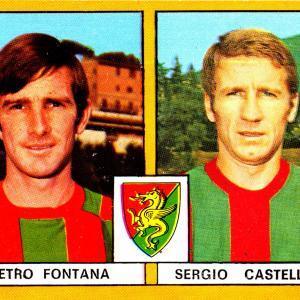 1969-70. Figurine EDIS. Fontana-Castelletti