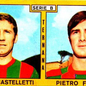 1969-70. Figurine Panini. Castelletti-Fontana