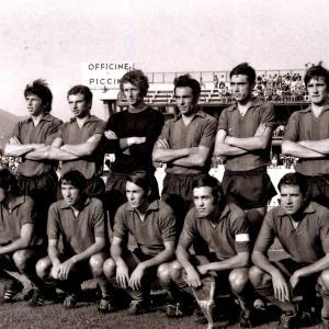 Ternana-Roma 1-1  amichevole