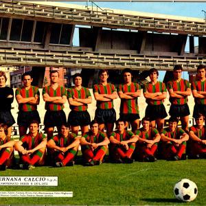 1971-72. Squadra