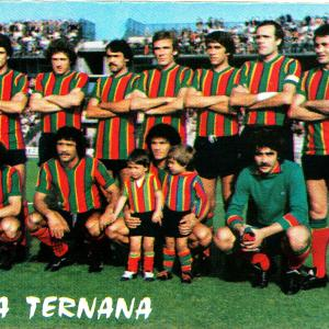 1977-78. Squadra