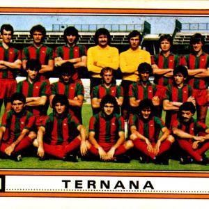 1983-84. Figurine Panini Squadra