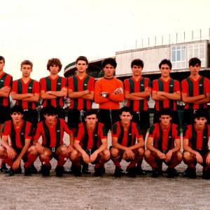 1984-85. Squadra Beretti