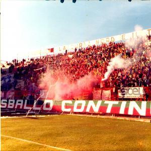 1985-12-15. Ternana-Messina 1-3 (a Perugia)