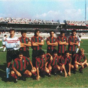 1985-86. Squadra