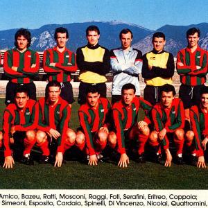 1987-88. Squadra