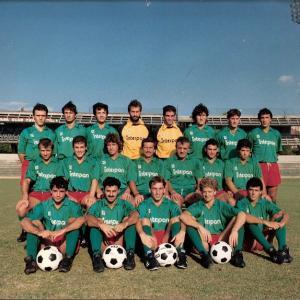 1988-89. Squadra