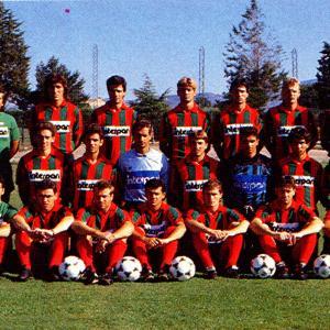 1989-90. Squadra