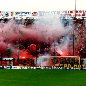1991-10-20. Perugia-Ternana 0-1