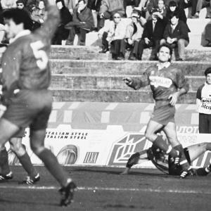 1991-12-01. Ternana-Andria 2-0 (019) (Mastini-Ripa-Petrachi-Papa)