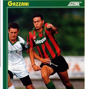 1992-93. Figurine Score. Gazzani