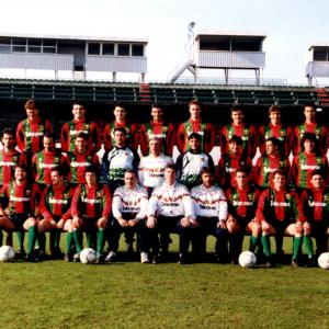 1992-93. Squadra