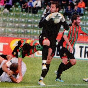 2011-10-09. Ternana-Benevento 2-0 (104) (dal Messaggero del 10-10-2011)