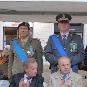 Festa forze armate 4 Novembre ( foto A. Mirimao )