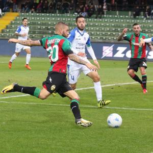 Ternana U. vs Novara  1-1