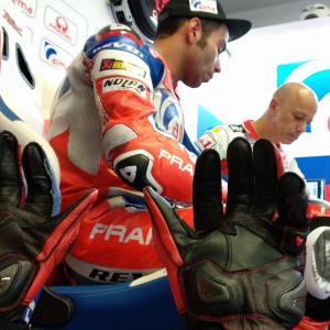 MotoGp: Per Danilo Petrucci sesto tempo e seconda fila in Catalunya - di Roberto Pagnanini