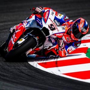 MotoGp: Danilo Petrucci un ottavo posto a BCN che vale il quinto in campionato - di Roberto Pagnanini