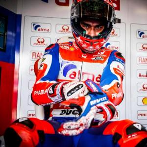 MotoGp: A Misano Danilo Petrucci partirà dalla terza fila, di Roberto Pagnanini