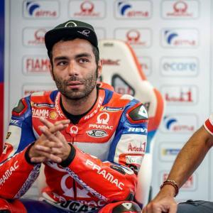 MotoGp: Ancora scintille tra Lorenzo e Petrucci, Marquez davanti a tutti, di Roberto Pagnanini