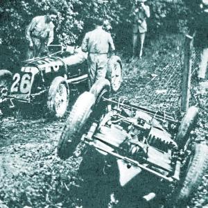 Monza, la morte e la nascita del mito …