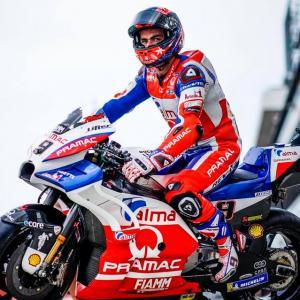 MotoGp: Ad Aragon le Ducati beffano Marquez, Petrucci c'è, di Roberto Pagnanini