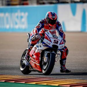 MotoGp: Ad Aragon Petrucci chiude settimo in un gara difficile, di Roberto Pagnanini