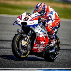 MotoGP: Petrucci, terza fila a Phillip Island, di Roberto Pagnanini
