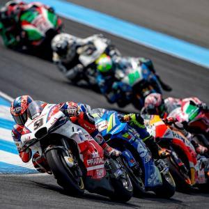 MotoGp: Un GP difficile per Petrucci in Tailandia, di Roberto Pagnanini