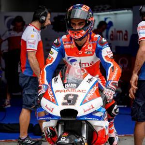 MotoGp: Petrucci nono a Losail, il titolo di Best Indipemdent Rider se lo gioca a Valencia, di Roberto Pagnanini