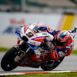 MotoGp: Marquez penalizzato, Petrucci guadagna una posizione ed una fila sullo schieramento, di Roberto Pagnanini