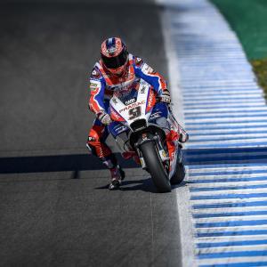 Jerez, Petrucci accarezza il podio, di Roberto Pagnanini