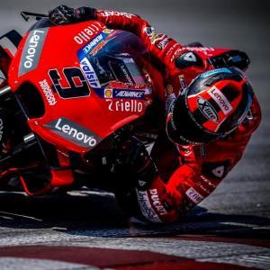 MotoGp: Petrucci, qualifiche con caduta, di Roberto Pagnanini
