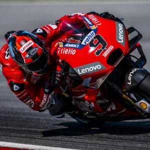 MotoGp: Per Danilo Petrucci solo la terza fila a Barcellona, di Roberto Pagnanini