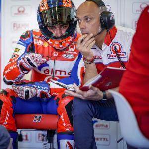 MotoGp: Primo giorno di prove a Le Mans, Petrucci 13°, di Roberto Pagnanini