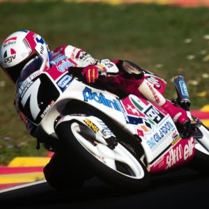 Fausto Gresini ha perso la sua gara più difficile: portò in gara anche le Honda del Team Pileri