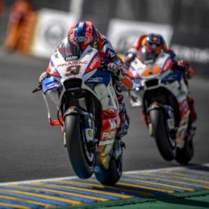 MotoGp: Grande Petrux, a le Mans si prende la prima fila! di Roberto Pagnanini