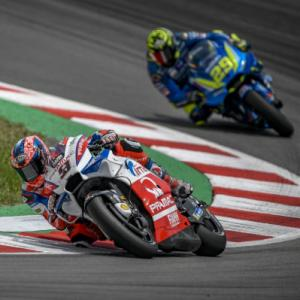 MotoGp: Test con caduta per Danilo Petrucci - di Roberto Pagnanini