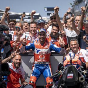 MotoGp: Grande Petrux, a Le Mans un secondo posto che può significare tantissimo! di Roberto Pagnanini