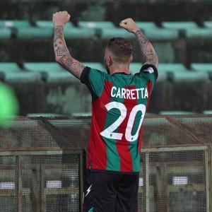 Ternana U. vs Foggia ( 2-2 )