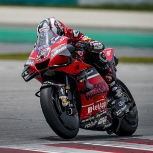 MotoGP: Petrucci sesto a Sepang ma con tanti dubbi, di Roberto Pagnanini