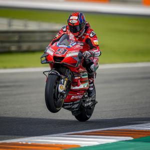 MotoGp: Danilo Petrucci chiude 15° in prova nel GP della Comunitat Valenciana