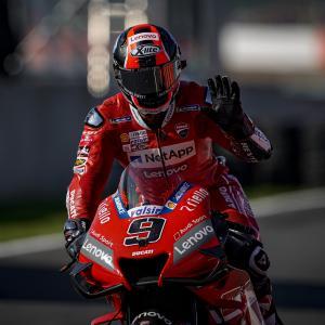 MotoGp: Per Petrucci si preannuncia un'altra gara in salita, di Roberto Pagnanini