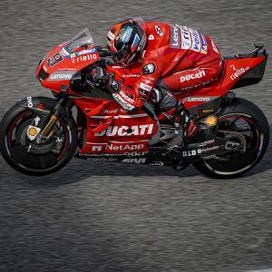 MotoGp: Danilo Petrucci in Tailandia scatterà dalla seconda fila, di Roberto Pagnanini